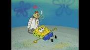 Sponge Bob - S1ep3 - Ripped Pants - Bubble Stand