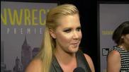 Amy Schumer At 'Trainwreck' World Premiere
