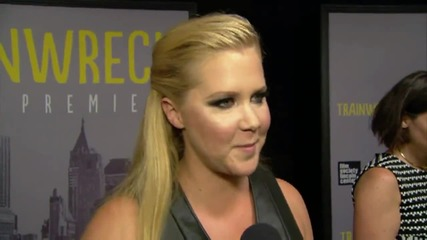 Amy Schumer At 'Trainwreck' World Premiere