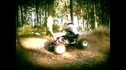 Yamaha raptor 700r - Riding Movie.flv