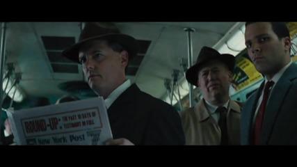 Tom Hanks, Billy Magnussen in 'Bridge of Spies' Trailer 1