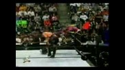 Wwe Summerslam 2001- Rvd vs Jeff Hardy - Ladder Match