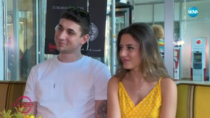 Тодор Георгиев и Кристиана Асенова: За новата си песен