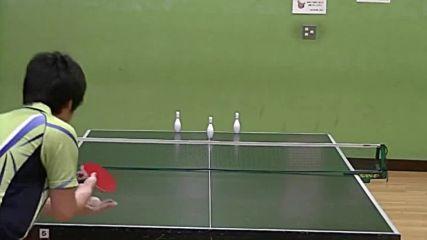 Майстори на пинг-понг