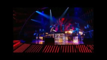 Jessie J - Mama Knows Best - Britains Got Talent - Live