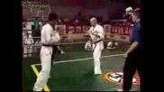 Kyokushin Karate vs. Tae Kwon Do