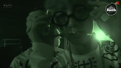 [bangtan Bomb] V's glasses