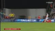 09.10.14 Словакия - Испания 2:1 *квалификация за Европейско първенство 2016*