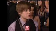 Grammy 2010 - Justin Bieber