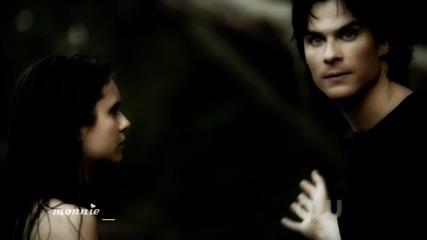 Имаме един живот да живеем...и една любов да дадем * Damon & Elena *