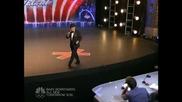 Възрастен Имитатор На Sinatra : America Got talent