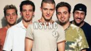 Топ 10 песни на NSYNC