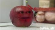 """Досадния портокал - Еп.1 """"ябълката"""""""