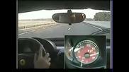 Ferrari Enzo 0 - 360 kmh