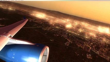 Fsx Take Off at Frankfurt!