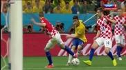 World Cup 2014 - Бразилия - Хърватска 3-1