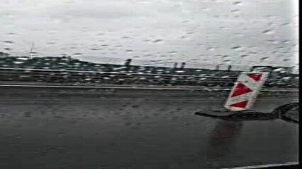 """""""Моята новина"""": Как се асфалтира АМ """"Тракия"""" по време на силен валеж"""