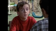 Малкълм s01e13 / Malcolm in the middle s1 e13 Бг Аудио