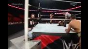 Роман Рейнс срещу Русев (Гост съдия - Джерико) - WWE Raw - 18.01.16