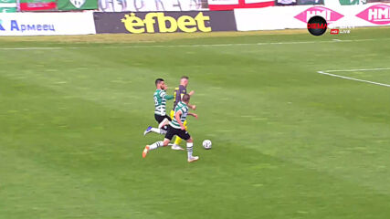 Страхотен гол на Наско Илиев върна Ботев Пд в мача