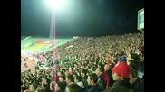 Ц С К А 0 - 1 Порто (30.09.2010) - Само ти !!!