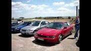 Хонда фен клуб - Национална среща 2009 (part 2) писта Ресен