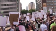 South Africa: Johannesburg protesters call for resignation of President Zuma