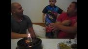 Крис Олег 4-рожден ден - 2 ч.