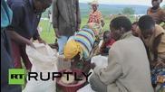 Rwanda: Thousands of Burundi refugees flee to Rwanda amid political violence