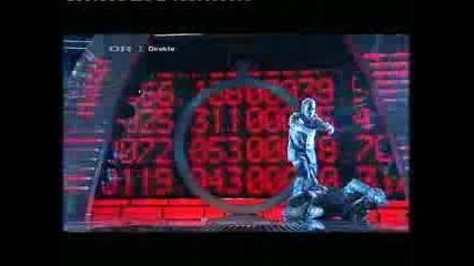 Talent 2008 Denmark Live Robot Dancers Nick & Jeppe