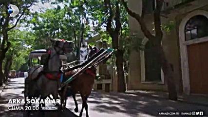 Arka Sokaklar 522 Bolum Fragmani Yeni Sezon 13 Eylul Cuma 2019 Hd