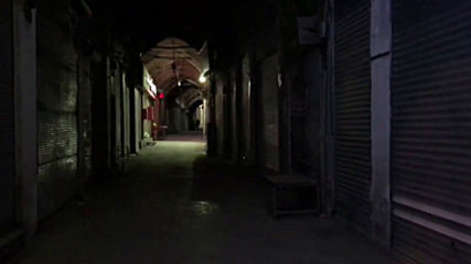 Iran: Tabriz Grand Bazaar remains deserted due to coronavirus lockdown
