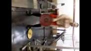 Жонглиране с дискове !