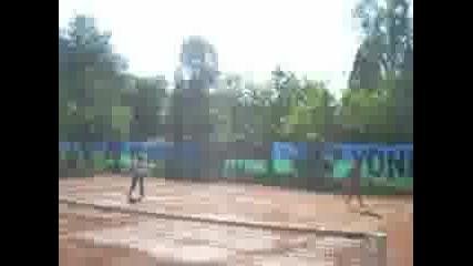 На Урок По Тенис