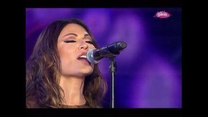 Ceca - Gore od ljubavi - (LIVE) - (Usce 2) - (TV Pink 2013)
