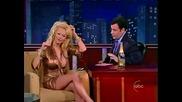 Pamela Anderson Полудя В Ефир