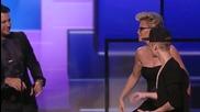 Ama 2012 ! Джъстин печели награда за любим Pop / rock албум