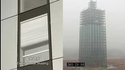 Вижте нещо невероятно, как се строй Хотел на 30 етажа, само за 15 дни!