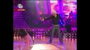 АЗИС И ГАЛЕНА танцуват КЮЧЕК-САМБА В ДАНСИНГ СТАРС