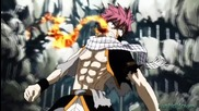 Fairy Tail Amv - The Four Dragon Slayers - The War Of Death