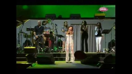 Ceca - Idi dok si mlad - (live) - (usce 2) - (tv Pink 2013)