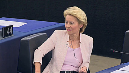 France: 'Thank God, we are leaving' - Farage on von der Leyen's plans for EU