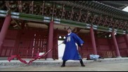 [бг субс] Hong Gil Dong - Епизод 22 - 1/2