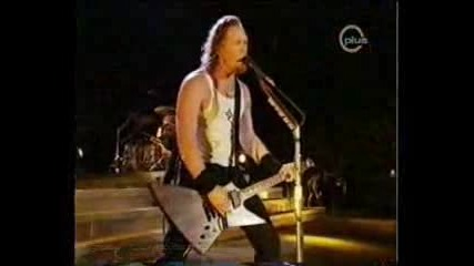 Metallica - Welcome Home (sanitarium)