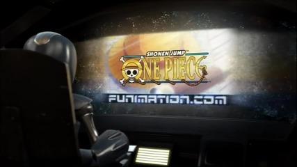 Toonami - One Piece (реклама, 2013)