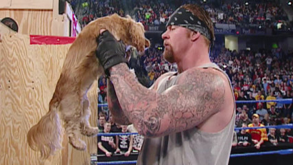 5 забравени момента от Разбиване: WWE