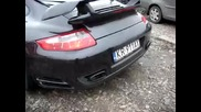 Porsche 997 Tt sport exhaust 76mm Europe