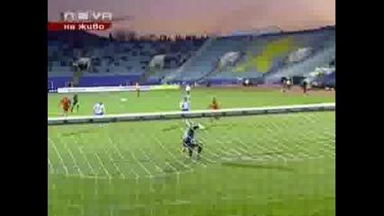 България - Финландия 2:1 (репортаж)