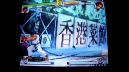 Street Fighter 3rd Strike 2df Casuals Shouryuken vs bison