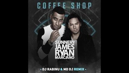sunnery james & ryan marciano -coffee shop